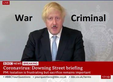 War Criminal Boris